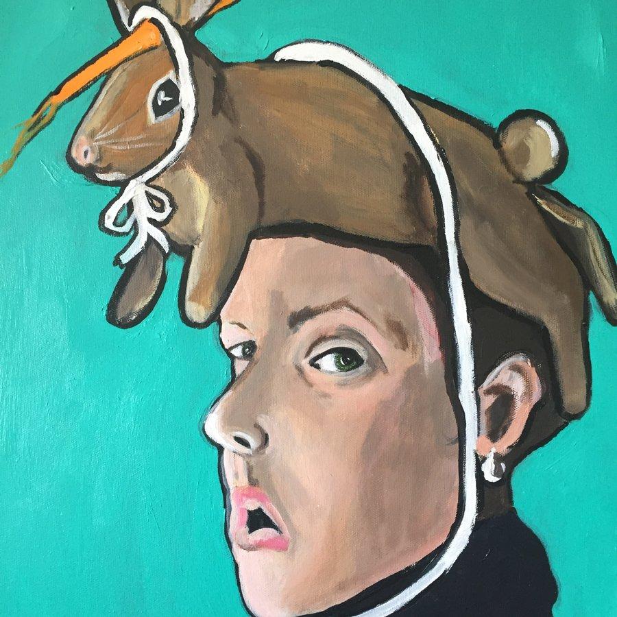 Lisa-Jones-Rabbit-Head