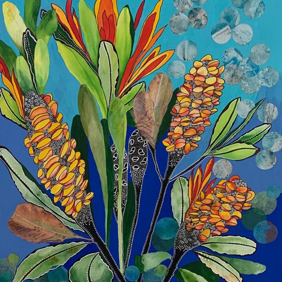 Marg_Watt_-Banksia-integrifolia