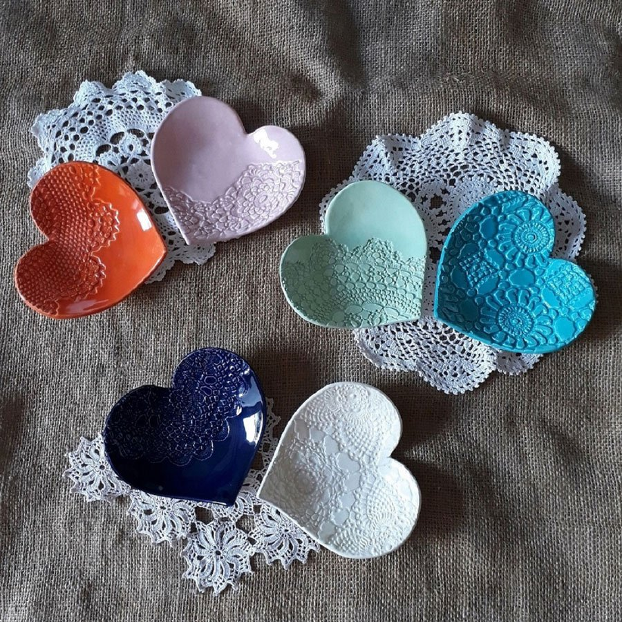 Wendy-Britton-Lace-Impressed-Heart-dishes